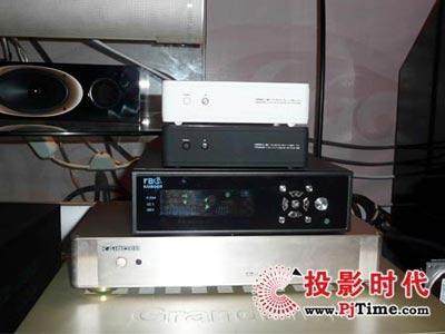 开博尔展示K100,K200,K009高清播放机
