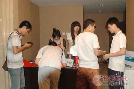 品质与服务共存 开博尔2010新品发布会北京站圆满成功