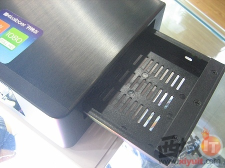 增加硬盘支持 开博尔M1073 PLUS仅499