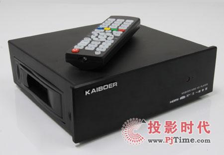 开博尔K500高清硬盘播放机