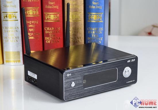 真4K输出 开博尔Q9网络播放器评测