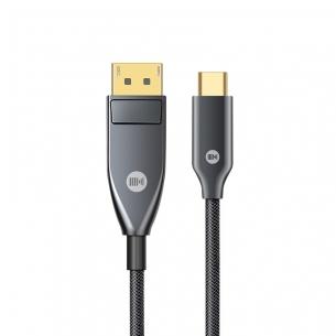 开博尔type-c转DP线macbookpro/air笔记本转接线