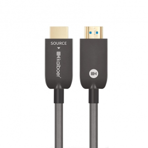 开博尔光纤HDMI线3代钢铠装电视投影连接线
