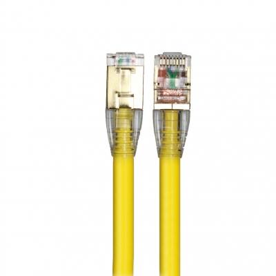 开博尔cat8八类网线万兆双屏蔽跳线