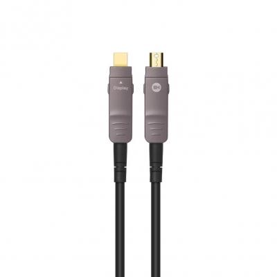 开博尔光纤Mini DP1.4连接线8K@60Hz迷你DP显卡显示器高清线